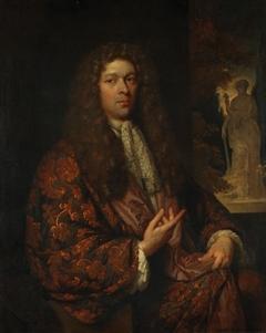 Portret van man uit geslacht Schepers