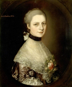 Possibly Elizabeth Collett, Mrs John Durbin (1737-1759)
