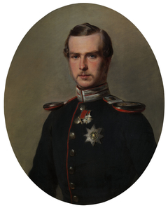 Prince Louis of Hesse, later Grand Duke Louis IV of Hesse (1837-1892)