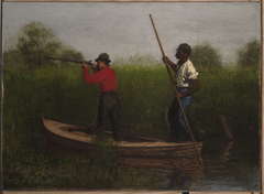 Rail Shooting on theDelaware