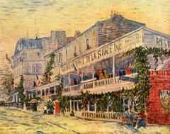 The Restaurant de la Sirène at Asnières