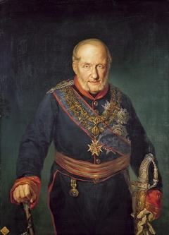 Retrato del rey de las Dos Sicilias