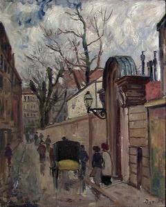 Rue Casette, Paris