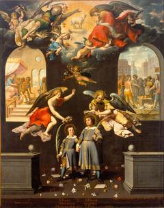 Saint Justus and Saint Pastor