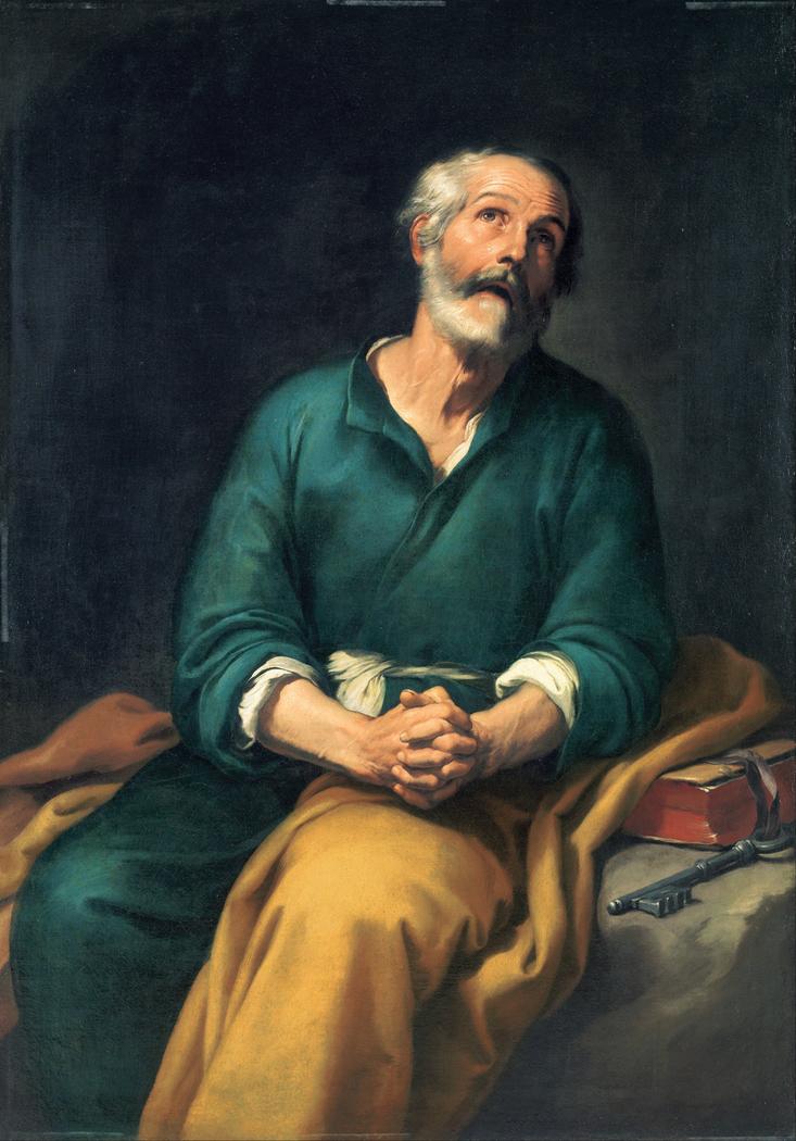 Saint Peter in Tears