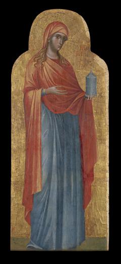 Saints Mary Magdalene and John theBaptist