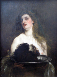 Salome with the Head of John