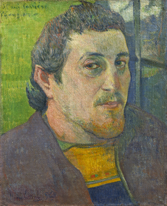 Self-Portrait Dedicated to Carrière