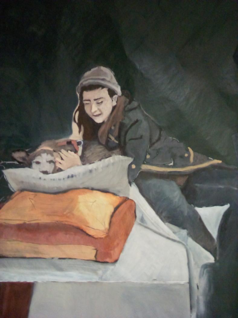 "series ""Kateřina"" , Kateřina and Mika"