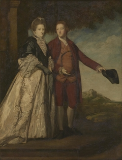 Sir Watkin Williams-Wynn and his Mother