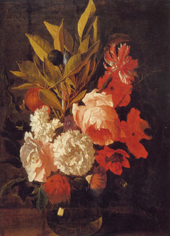 Still-life with Flowers in a Vase