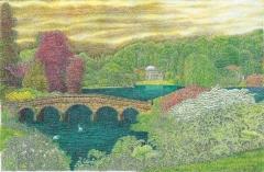 Stourhead Estate Wiltshire
