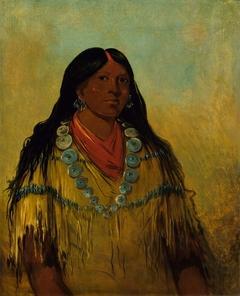 Tchow-ee-pút-o-kaw, a Woman
