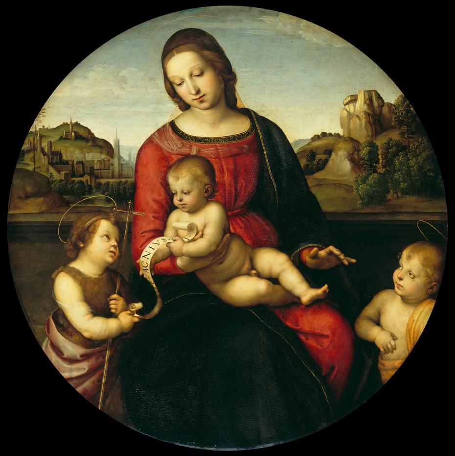 Terranuova Madonna