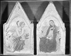 The Archangel Gabriel of the Annunciation