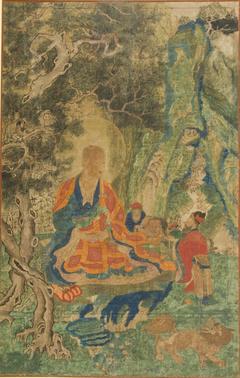 The Arhat Chudapantaka