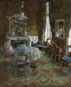 The Bourgeois Salon