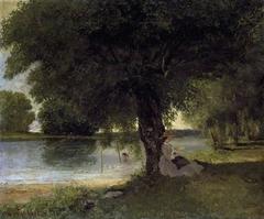The Charente at Port-Bertaud