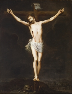 The Crucifixion (La crucifixión)