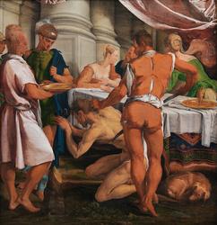 The Decapitation of St John the Baptist