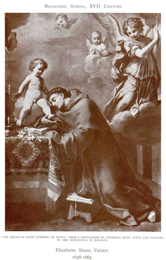 The Dream of St. Anthony