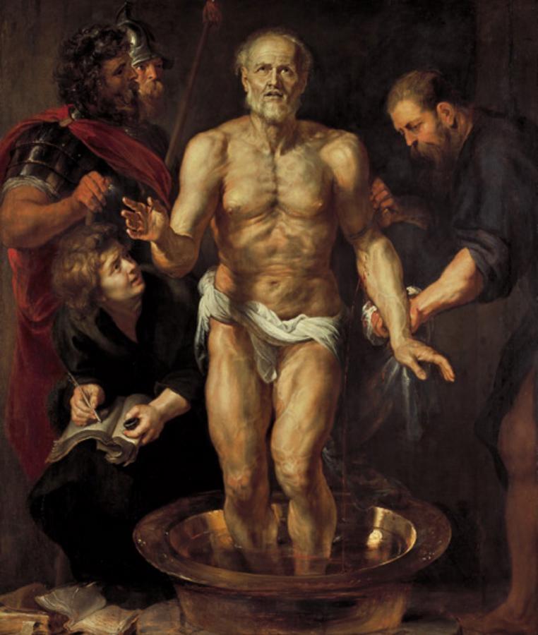 The Dying Seneca