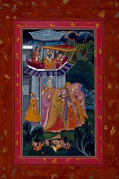 The Festival of Gangaur