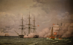 The Harbour of Copenhagen the 1st of May 1832
