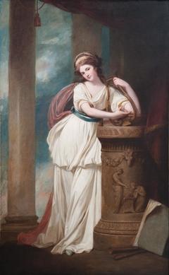 The Honorable Mrs. Trevor (Viscountess Hampden)