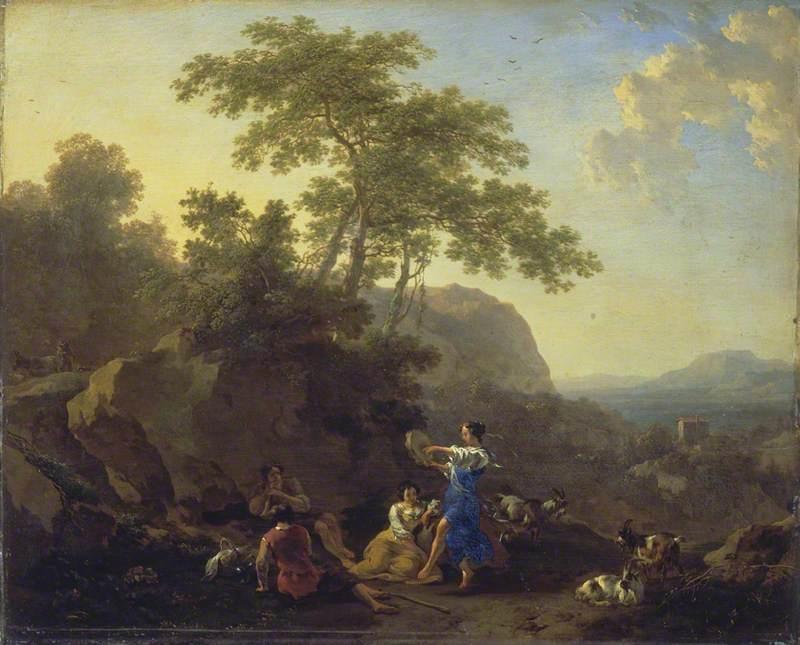 The Musical Shepherdess