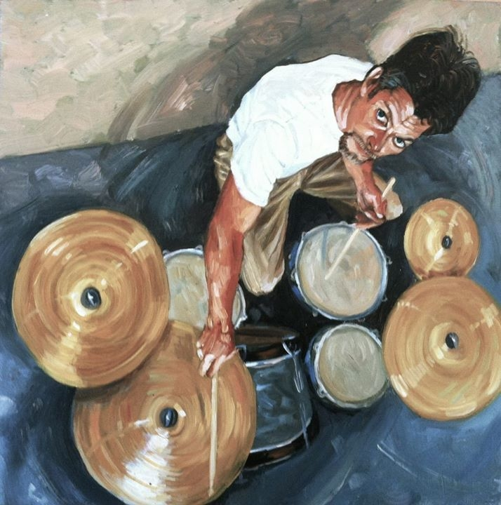 The Percussionist
