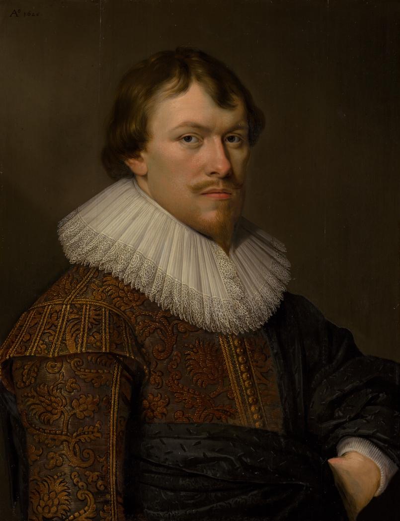 The Portrait of Gerrit Schaep