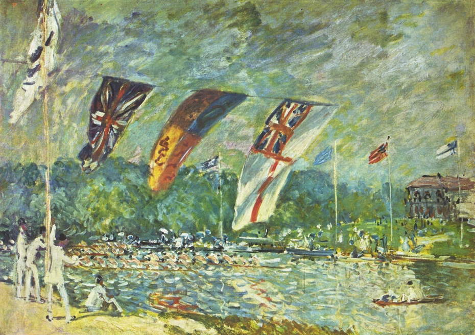 The Regatta at Molesey