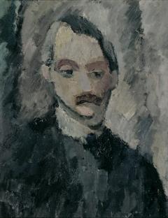 The Sculptor  Nils E. Santesson