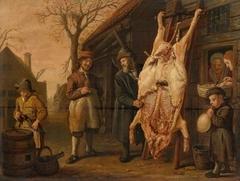 The Slaughtered Hog