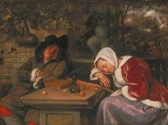 The Sleeping Couple