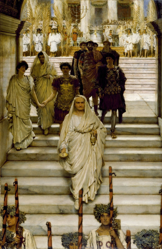 The Triumph of Titus: AD 71, The Flavians