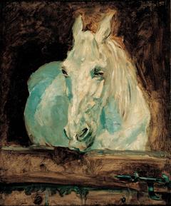 """The White Horse """"Gazelle"""""""