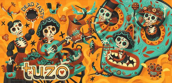 TUZO - Burrito bar