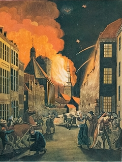 The Terrible Bombardment of Copenhagen