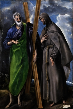 Saint Andrew and Saint Francis