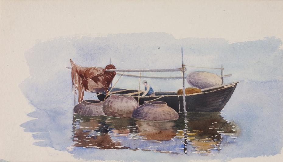 Untitled--Fishing Boat