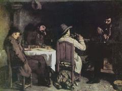 Une après-dinée à Ornans
