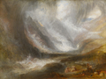 Valley of Aosta: Snowstorm, Avalanche, and Thunderstorm
