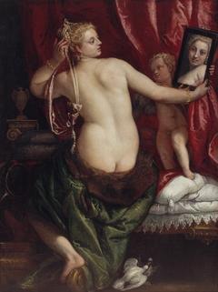Venus at Her Toilette