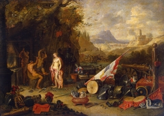 Venus at the Forge of Vulcan (Allegory of the Fire)