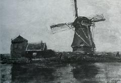 Windmill with Summerhouse II