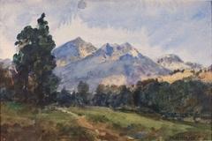 Wyoming Foot Hills