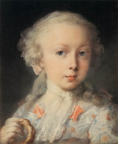 Young Lady of the Le Blond Family