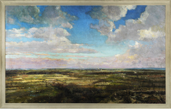 Ypres Salient Seen From Kemmel Hill